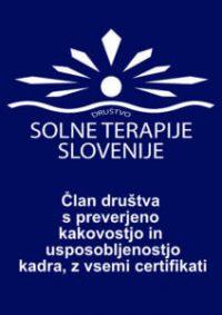 solne terapije - certifikat